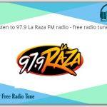 97.9 La Raza FM
