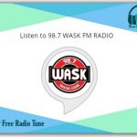 98.7 WASK FM
