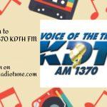 AM 1370 KDTH FM