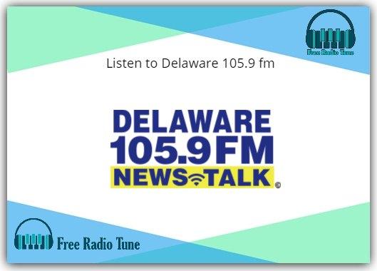 Delaware 105.9 fm