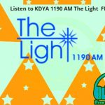 KDYA 1190 AM The Light FM