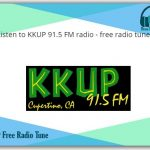 KKUP 91.5 FM radio live
