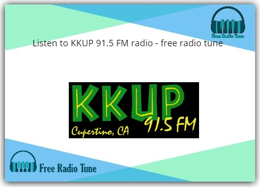 KKUP 91.5 FM radio