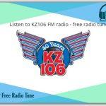 Listen to KZ106 FM radio live