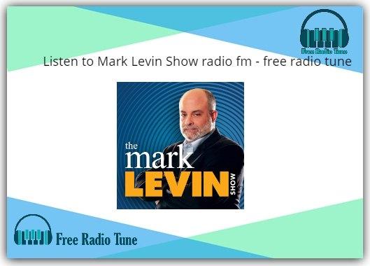 Mark Levin Show radio fm