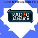 Radio Jamaica 94 FM