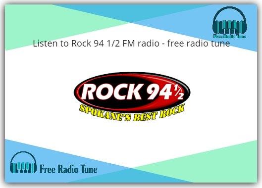 Rock 94 1_2 FM radio