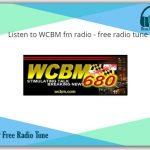 WCBM fm radio