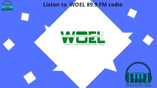 WOEL 89.9 FM
