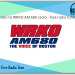 WRKO AM 680 radio