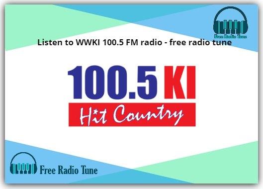 WWKI 100.5 FM