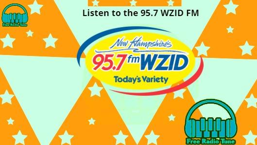 95.7 WZID FM