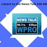 News Talk 630 AM Radio