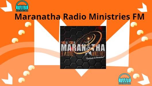 Maranatha Radio Ministries