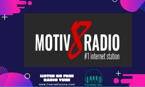 Motiv8 Radio FM online