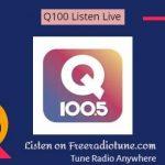 Q100 Listen Live