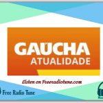 Radio Gaucha broadcast