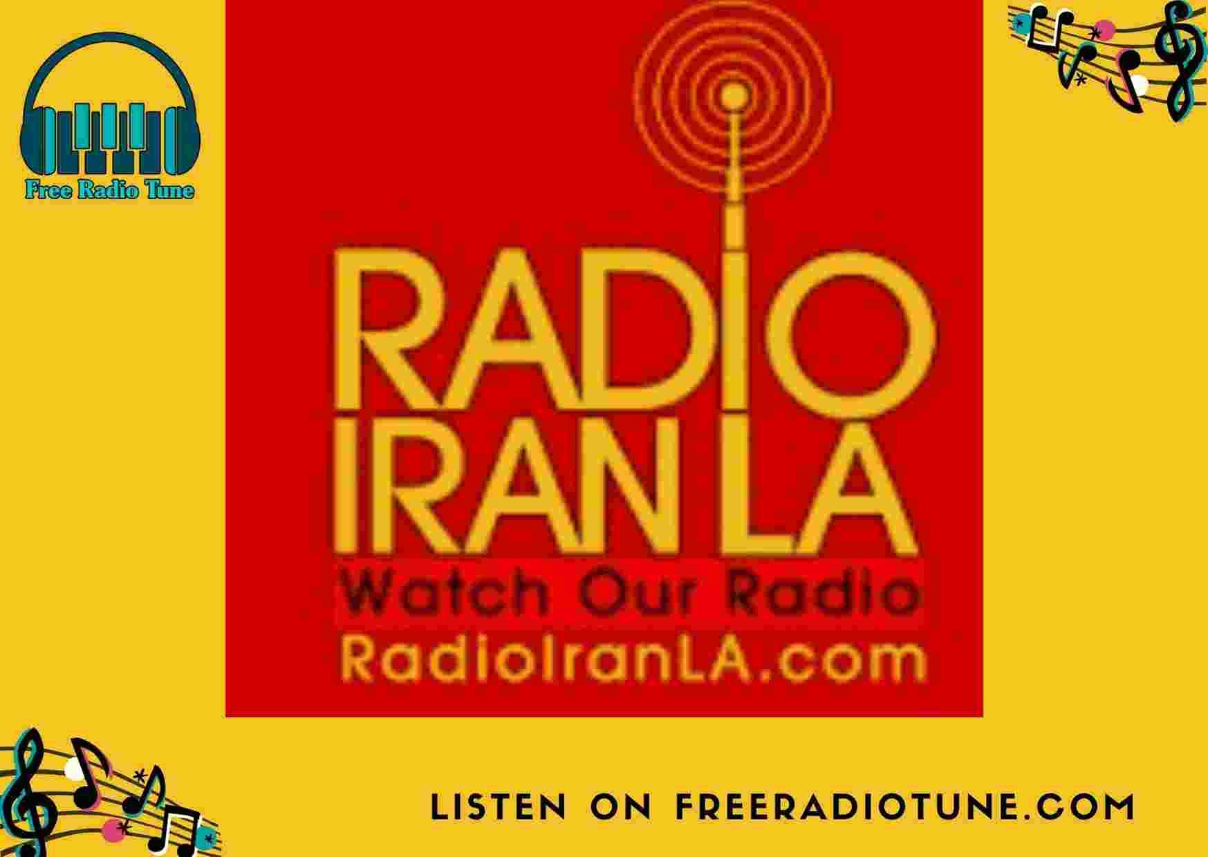 Radio Iran La Live Broadcast