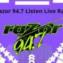 Razor 94.7 Listen Live