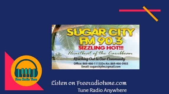 Sugar City FM Live Broadcast