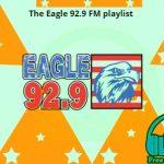 The Eagle 92.9 FM