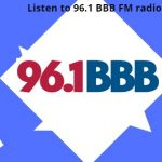96.1 BBB FM live