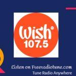 WISH 107.5 Live Stream
