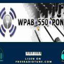 WPAB 550 PONCE LIVE BROADCAST