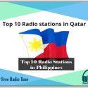 Top 10 Radio stations in Qatar