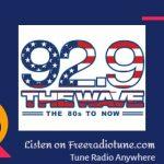 92.9 The Wave Live Broadcast