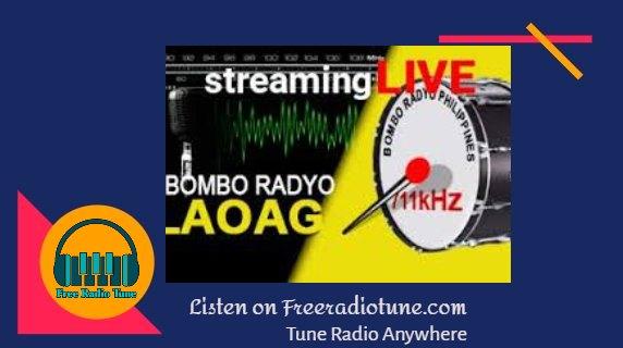 BOMBO RADYO LAOAG LIVE STREAM