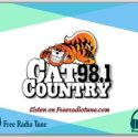 Cat Country 98.1 WCTK FM LIVE