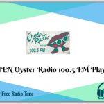 LISTEN Oyster Radio 100.5 FM Playlist live