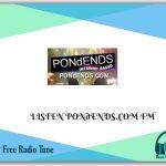 LISTEN PONdENDS.COM FM live