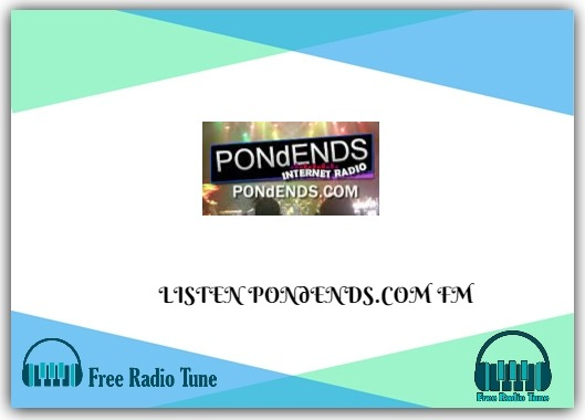 PONdENDS.COM FM