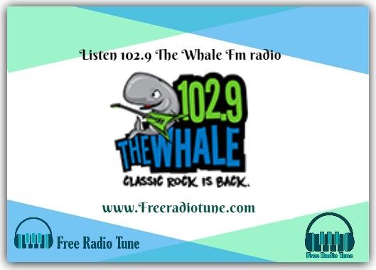 102.9 The Whale Fm radio
