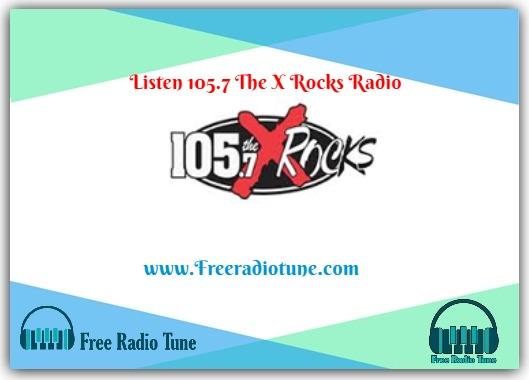 105.7 The X Rocks Radio