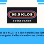 95.5 KLOS FM