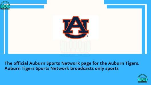 Auburn Tigers Sports Network Radio