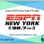 ESPN New York FM radio