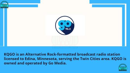 Go 96.3 radio