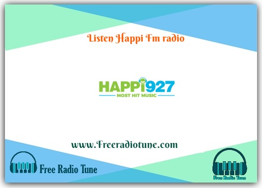 Happi Fm radio