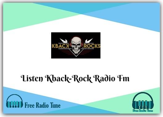 Listen Kback-Rock Radio Fm