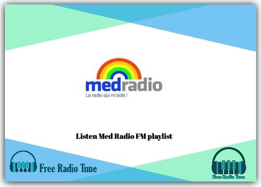 Med Radio FM playlist