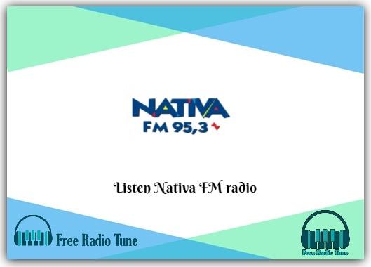 Nativa FM radio