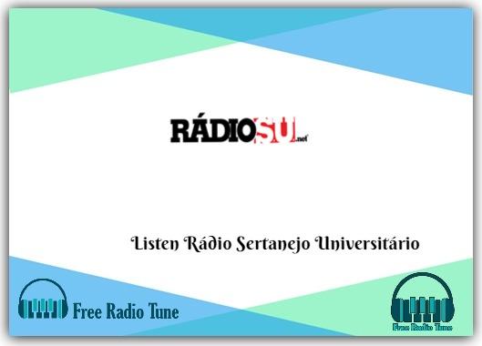 Rádio Sertanejo Universitário