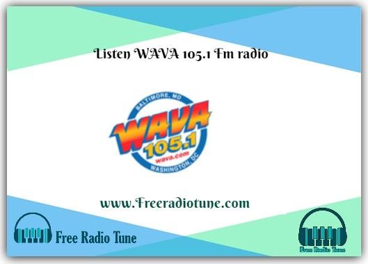 WAVA 105.1 Fm radio
