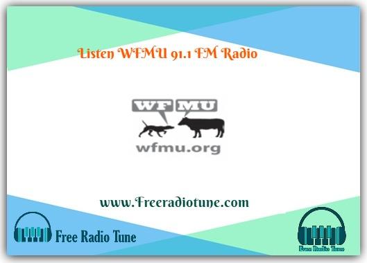 WFMU 91.1 FM Radio