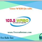 WRBO fm radio