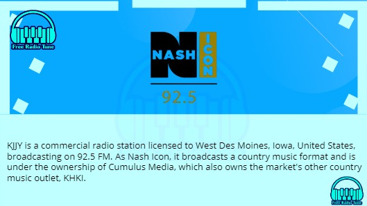 92.5 Nash Icon FM